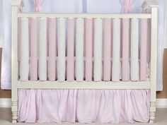 The Wonder Bumpers - Pink and Cream for Baby Girl