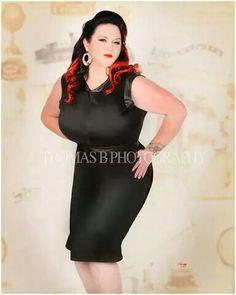Big girls plus size fashion styles confidence!!