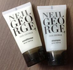 Neil George Shampoo & Conditioner 1.69 fl