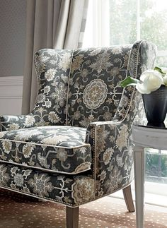 Thibaut Fine Furniture. Pattern Prowess.
