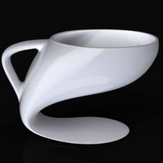 Bizarre Coffee Mugs | Jerome Olivet's Concept Coffee Mugs Bring Modern Art to Your Kitchen