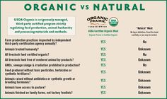 """Some manufacturers want you to think """"natural"""" is better than organic. Don't be fooled."""