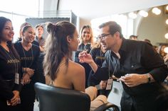 NYFW September 2016: Behind The Scenes With Artistry. From Frederic Fekkai styling hair, to bloggers like Courtney Kerr and Taye Hansberry getting an exclusive peek behind the scenes, to models and Amway IBO makeup artists working together, New York Fashion Week was bustling with activity! Artistry continued our partnership with Pamella Roland as her official 2016 makeup sponsor. On September 9, Artistry graced the faces of models in Pamella's Spring/Summer 2017 collection show at Pier 59…