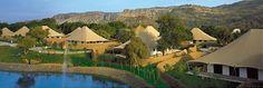 Vanyavilas Resort  - Ranthambhor