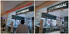 "Pendataan reklame indoor ""Optik Tunggal"" Mall@Bassura"