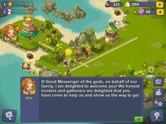 Adventure Era - Task Tips - UI HUD User Interface Game Art GUI iOS Apps Games