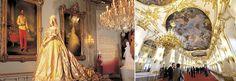 Exposição dos trajes de gala, joias, retratos e documentos de Elisabeth Amalie Eugenie von Wittelsbach Habsburg, imperatriz da Áustria e da Hungria, encanta austríacos e turistas que visitam o Schloss Schönbrunn.
