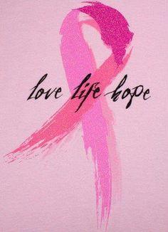 Breast Cancer, love life hope