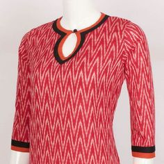 Churidar neck designs have gained huge popularity in recent times. The modern Indian women have become sophisticated and educated being. Kurtha Designs, Chudidhar Neck Designs, Salwar Neck Designs, Churidar Designs, Kurta Neck Design, Neck Designs For Suits, Neckline Designs, Kurta Designs Women, Dress Neck Designs