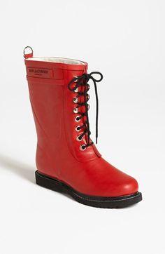 Ilse Jacobsen Hornbæk Rubber Boot available at #Nordstrom