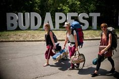 Welcome to Sziget Festival | Budapest 2012. photo: Bielik Istvan. http://www.budpocketguide.com