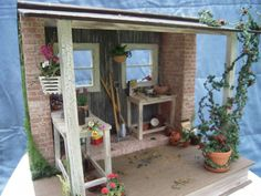The Potting Shed by Shannon Moore (front view)