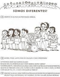 Resultado De Imagem Para Atividades De Diversidade Cultural No