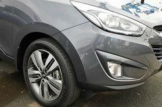 2014 Hyundai ix35 Series II Highlander Sports Automatic AWD