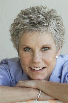 anne+murray+hairstyle | Anne Murray is 68 today. I love this hairstyle!! Might have to make a ...