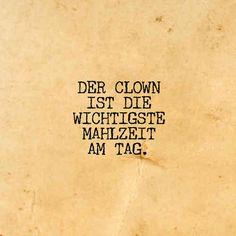 Der Clown Mehr