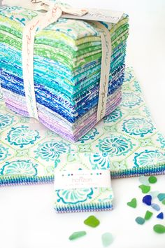 Horizon fabrics by Kate Spain