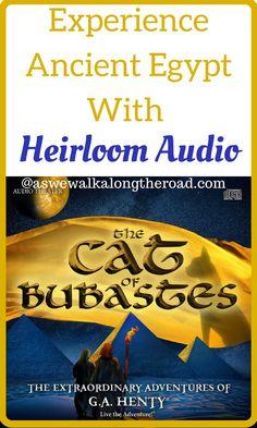 The Cat of Bubastes audio drama