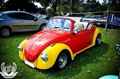 VW Beetle 1600 Convertible 2 Seater Roadster