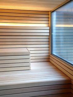 Huron House, Sauna Wellness, Building A Sauna, Men Spa, Sauna Design, Mountain Homes, Jacuzzi, Exterior Design, Relax