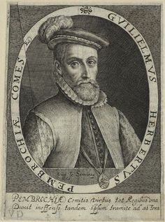 William Herbert, 1st Earl of Pembroke; husband of Anne Parr.