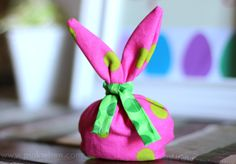 I have been meaning to make these for a while now, and today I FINALLY broke out the sewing machine so I could share this fun Easter Bunny Gift or Treat bag. This is such an easy little tutorial, a...