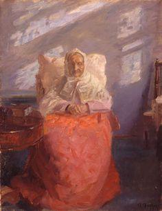 Anna Ancher (1859-1935)  Link til Skagens museum