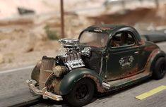 Slot Cars, Scale Models, Antique Cars, Dreams, Vehicles, Cars, Slot Car Tracks, Vintage Cars, Scale Model