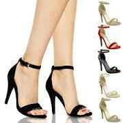 Perfect black shoes to set off any outfit