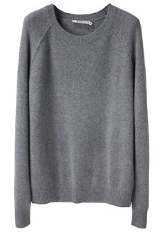 t by alexander wang merino crewneck pullover, $195