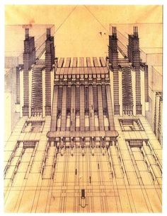 La arquitectura que influyó en Blade Runner y Metrópolis