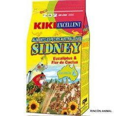 Complementos para animales - Kiki SIDNEY especies australianas 800gr - Complementos para animales