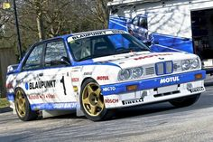 Bmw E30 M3, Rally Car, Dream Garage, Hot Cars, Touring, Race Cars, Porsche, Pilot, Racing