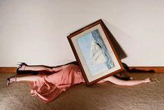 Работа Ги Бурдена для журнала Vogue