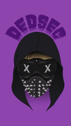 Dedsec, watch dogs 2, minimal, purple, video game, 720x1280 wallpaper Hd Widescreen Wallpapers, Gaming Wallpapers, Cute Wallpapers, Old Wallpaper, Mobile Wallpaper, Lil Uzi Vert Cartoon, Sony Xperia, Wrench Watch Dogs 2, Watchdogs 2