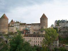 In viaggio da Vézelay