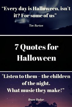 Halloween Quotes I Love!With All Hallows' Eve fast upon us, I thought I'd share some of my favourite spooky quotes to get us in the mood. Typically me and the hubby don't do a lot on Halloween at all. We usually close the curtains and keep away from the door. I know, I know, miserable or what. But since B has been with us, I'm just not interested in trick or treaters waking him up. It does seem more so that children only call on the houses with a pumpkin popped outside. We shall see th...
