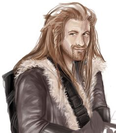 Fili - wip - by JuliaFox90.deviantart.com on @deviantART