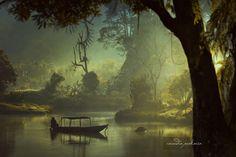 Photo Light and Mist par Rarindra Prakarsa on 500px