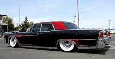 Lincoln Continental Custom