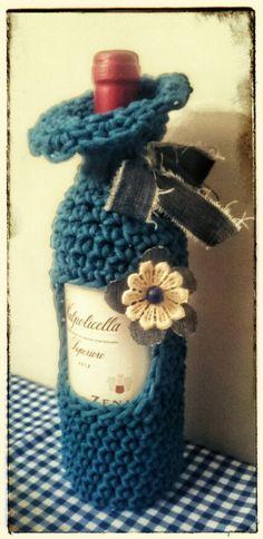#crotching #cadeauverpakking #wijn