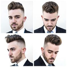 This curated selection of good haircuts for men includes some classics, trends and combinations of the two. We've got side part hairstyles, comb overs, spikes and short cuts that suit all types of hair and face Top Hairstyles For Men, Side Part Hairstyles, Cool Mens Haircuts, Stylish Haircuts, Hairstyles Haircuts, Cool Hairstyles, Short Haircuts, High Skin Fade, Medium Hair Cuts