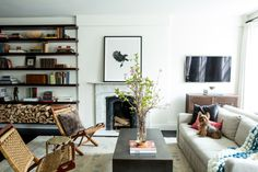 A Greenwich Village Apartment Designed by Katie Martinez - Bliss
