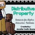 Looking to cover a concept that students really have a hard time with? Distributive Property is truly an abstract concept for MOST students and thi...