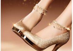 Zapatos De Moda Para Fiestas De Noche | Vestidos De Fiesta Largos