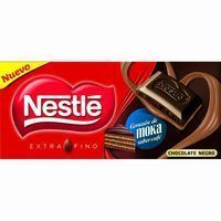 Chocolate negro moca NESTLÉ, tableta 120 g