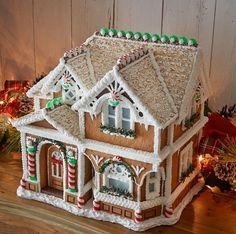 pepparkakshus, Gingerbread house