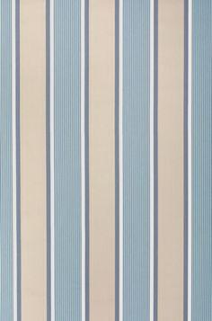 Chalk Interiors - Montpellier Ticking fabric by Annie Sloan, £19.90 (http://www.chalkinteriors.com/montpellier-ticking-fabric-by-annie-sloan/)