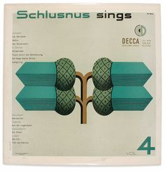 A few Decca record covers done by ISO50 favorite, Erik Nitsche. I was browsing Flickr for some or Nitsche's work and I came across the massive assortment of images here, compiled by BustBright. I a...