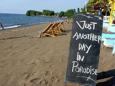 Lovina Beach  by keesdenhartigh, via Flickr #Travel #Bali